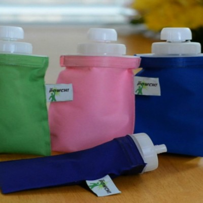 THE POWCH! - The ONLY Reusable Drink and Food Pouch MADE IN USA|SHOP|ko-kidz|ko-ecolife