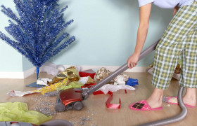 TOP TIPS TO CLEAN GREEN FOR THE HOLIDAYS AND SAVE MONEY TOO!