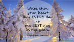 Resolve-to-be-present-this-year-5-TIPS-TO-BE-MINDFUL-AND-ENJOY-NOW|winter-landscape-resolve-to-be-present-emerson-quote