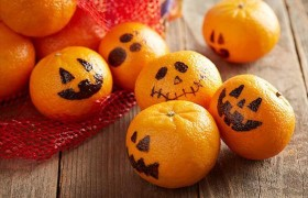6 HEALTHY HALLOWEEN TREATS THE KIDS AND PLANET WILL LOVE!