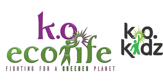 k.o. kidz - FIGHTING FOR A GREENER PLANET