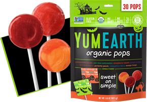 6-HEALTHY-HALLOWEEN-TREATS-THE-KIDS-AND-PLANET-WILL-LOVE|yum-earth-lollipops-halloween|ko-ecolife